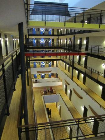 Quality Hotel 11: insidan av hotellet