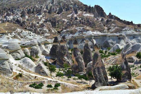 Ramada Cappadocia: Camini delle fate - Cappadocia