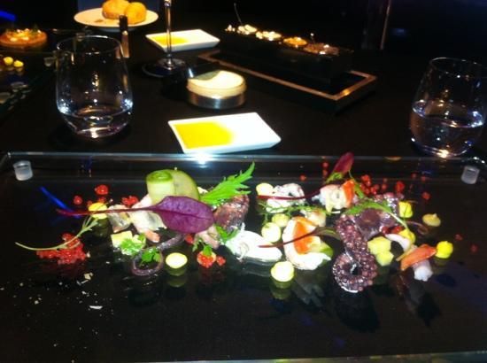 Romeo Hotel: insalata di mare