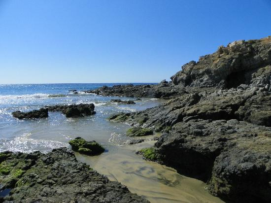 Hacienda Cerritos Boutique Hotel : tide pools