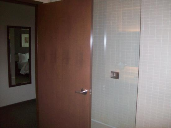 Hotel Casino New Brunswick: Bathroom / shower