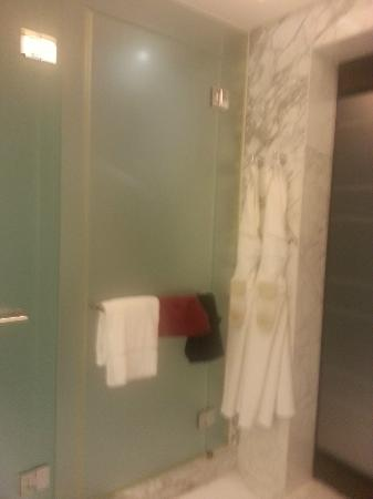 The Sands Macao: Shower cubicle