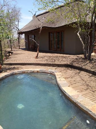 Etali Safari Lodge: Our Family Bungalow