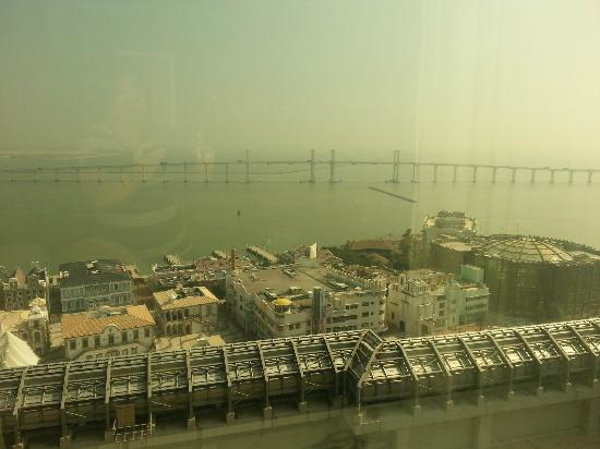 The Sands Macao: View from room
