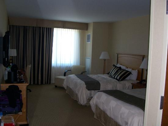 Hollywood Casino Bangor Hotel: room 1