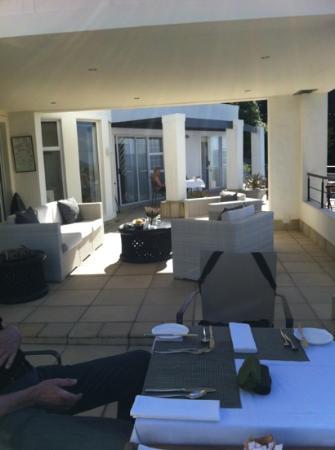 Villa Afrikana Guest Suites: zur Begrüßung oder auch so zum Verweilen