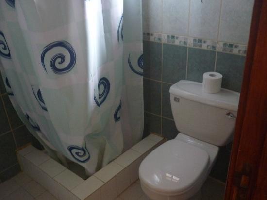 Souli Beach Hotel: Bathroom