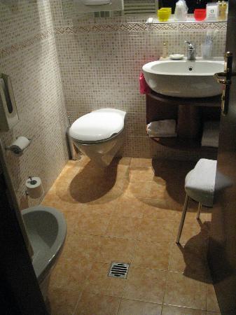 هوتل كا دورو: bagno