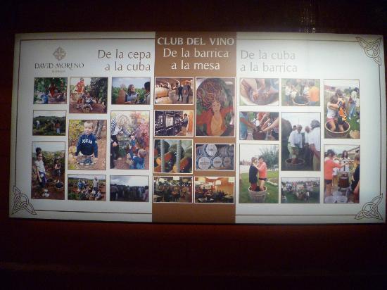 Bodegas David Moreno: Historia