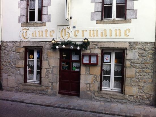 Creperie Tante Germaine: tante germaine