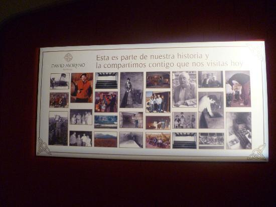 Bodegas David Moreno: Historia de la Bodega