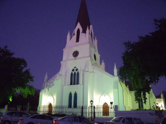 ‪ريفير مانور بوتيم هوتل آند سبا: Church in Stellenbosch
