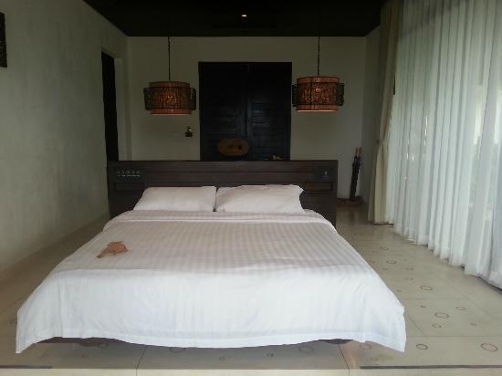 The Vijitt Resort Phuket: bed