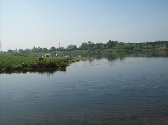 Barton Marina : lakes
