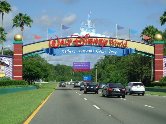 Main Entrance Picture Of Magic Kingdom Park Orlando