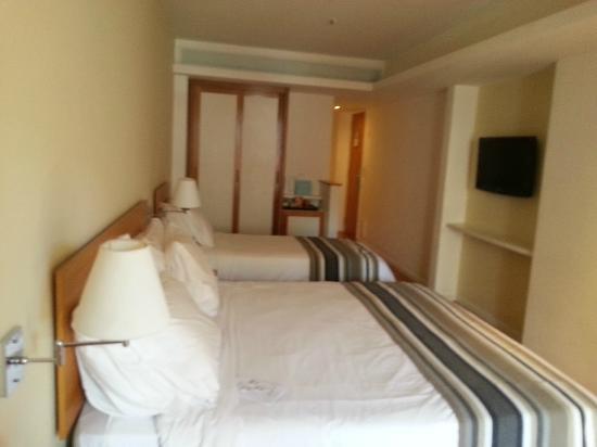 PortoBay Rio Internacional Hotel: room