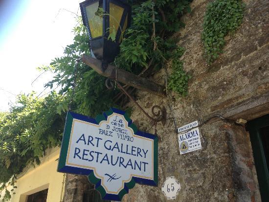 La Casa de Jorge Paez Vilaro - Gallery & Restaurant: Entrada