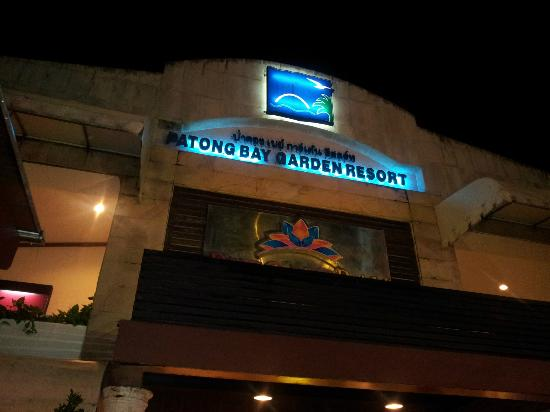 patong bay garden hotel reviews. patong bay garden resort: hotel front side reviews e