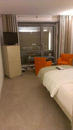 Design Hotel Josef Prague: Standard twin room