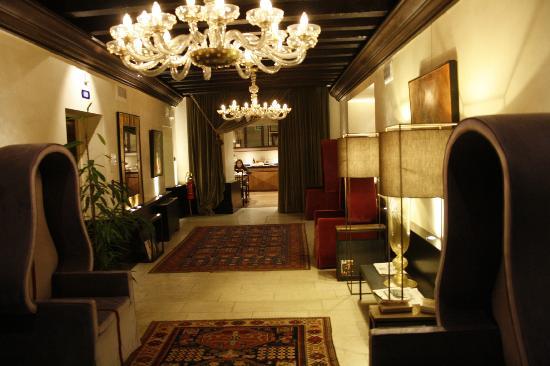 Aqua Palace Hotel: Lobby