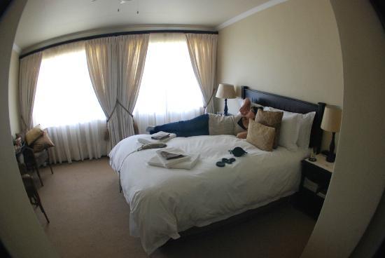 Porcupine Ridge Guest House : superior room