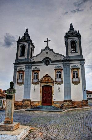 Church of Nossa Senhora do Rosario