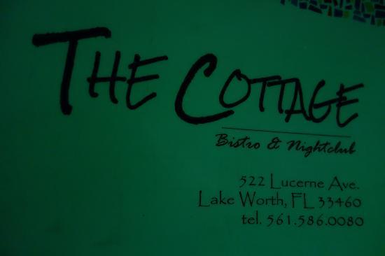 The Cottage Restaurant Lake Worth