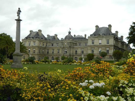 Luxembourg Gardens: París inolvidable