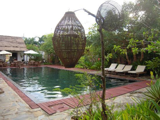 Phka Villa: wunderschön