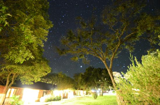 Keekorok Lodge-Sun Africa Hotels: Starry view