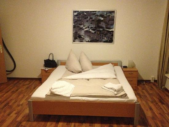 Apartments am Brandenburger Tor: Bedroom