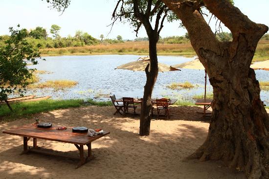 写真Wilderness Safaris Seba Camp枚