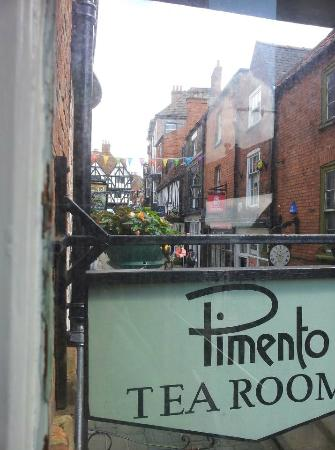 Pimento Tearooms