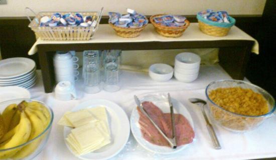 Atlas Hotel: Het ontbijt