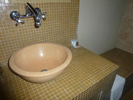 Hotel Canon de Talampaya: Cuarto de baño