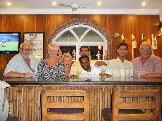 Santana Beach Resort: Great staff