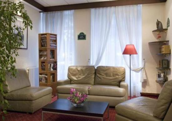 Timhotel Saint Georges : Hall Reception