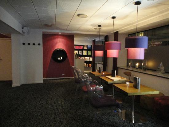 Andersen Boutique Hotel: Lobby