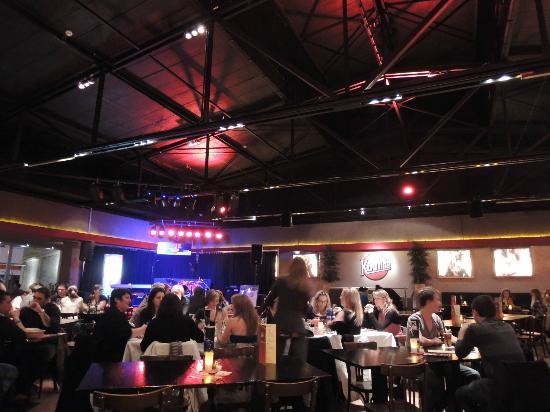Kultfabrik: uno de los bares