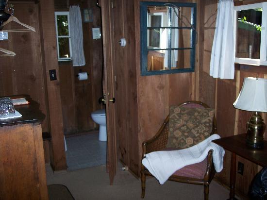 Deetjen's Big Sur Inn: Castro's cabin