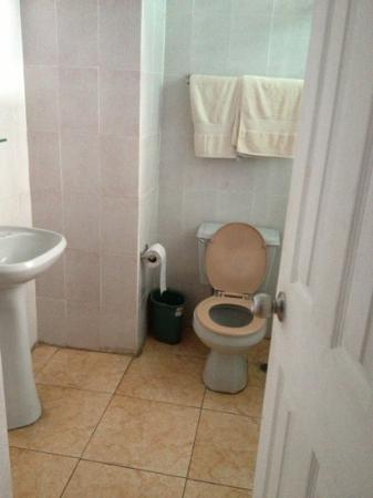 Costa Azul Hotel : baño