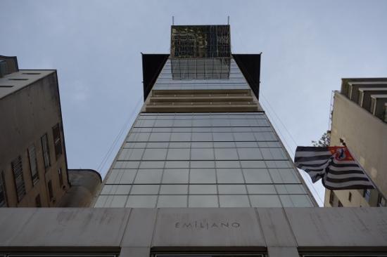 Emiliano Hotel: facade