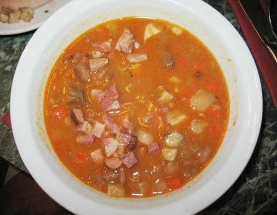 Baross Terem: Bean Goulash, Version 2