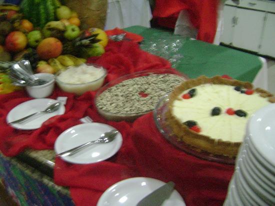 Sueds Plaza Hotel Geral: jantar