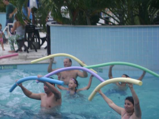 Sued's Plaza Hotel: piscina
