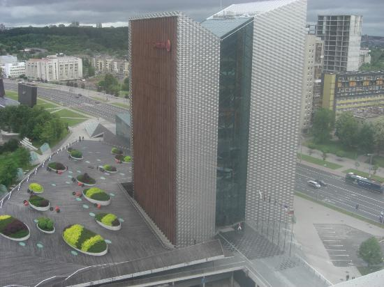 Radisson Blu Hotel Lietuva: view from room