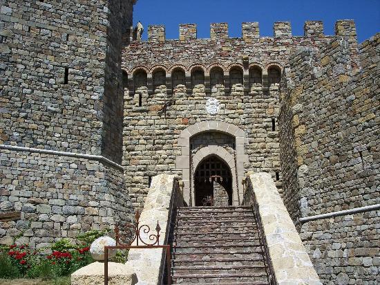 Castello Di Amorosa  For  Tour Coupon