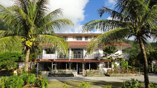 Pension Huahine Lodge