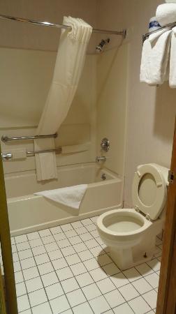 Baymont Inn & Suites Cortez: bagno