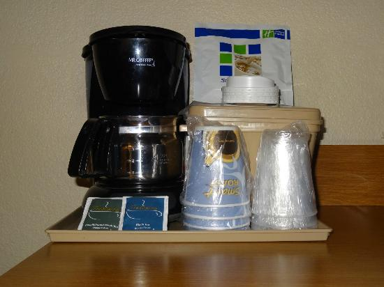 Holiday Inn Express Grand Canyon: accessori per tea